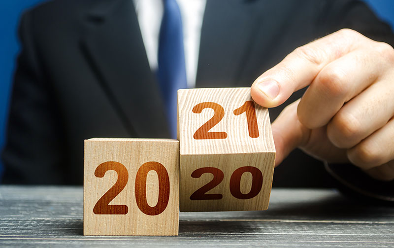 2020 In Review: New Technology and A New Way of Doing Business