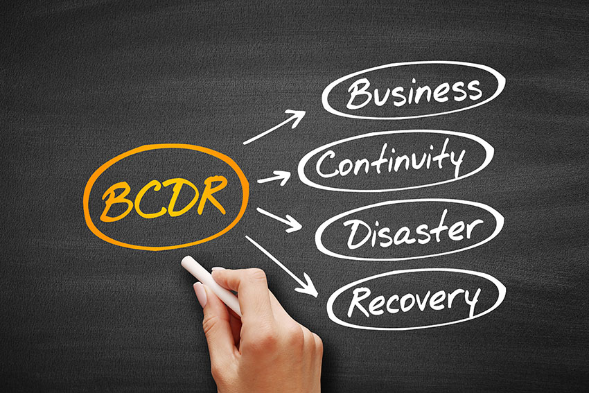 Business Continuity & Disaster Recovery